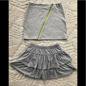 Other - Set of 2 Skirts Girls Size 7/8